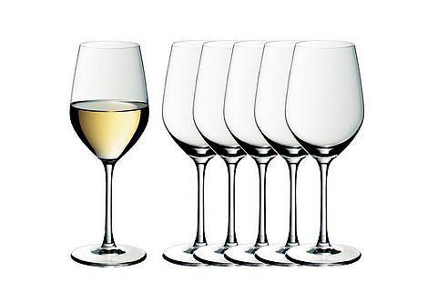 Glas, WMF, 'EASY PLUS', set van 6