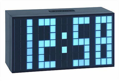 Elektronische wekker, TFA, 'Time Block'