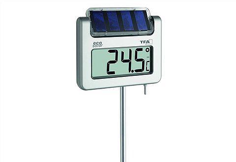Digitale solar-tuinthermometer, TFA, 'Avenue'