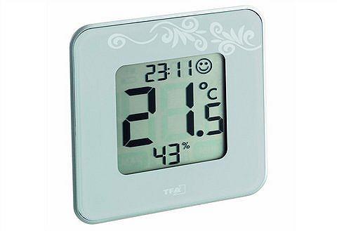 Digitale thermo-hygrometer, TFA, 'STYLE'