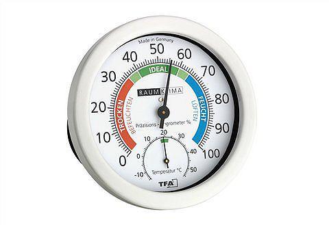 Thermo-hygrometer, TFA