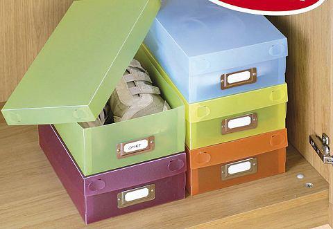 Schoenenbox, set van 5