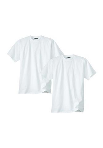 Shirt, set van 2, SCHIESSER