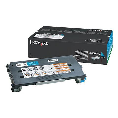 Lexmark Tonercassette »0C500H2CG«