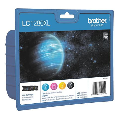 Brother Inktpatronenset »LC1280XL«