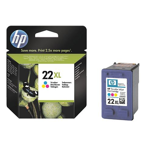 HP Inktpatroon »HP C9352CE« HP 22XL