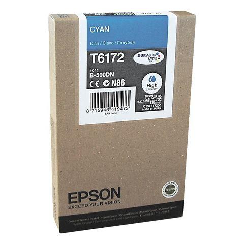 Epson T6172 - Inktcartridge / Cyaan / Hoge Capaciteit