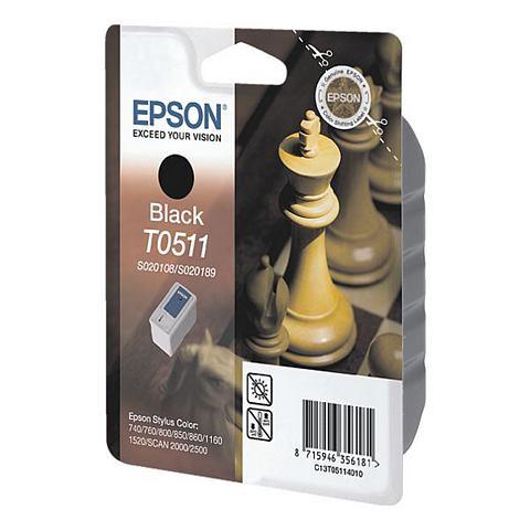 Epson Inktcartridge »T0501140«