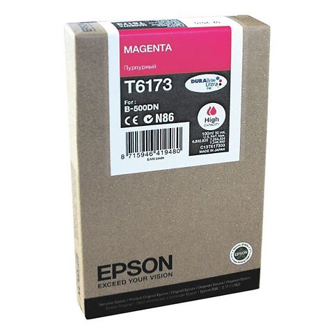 Epson T617300 - Inktcartridge Magenta