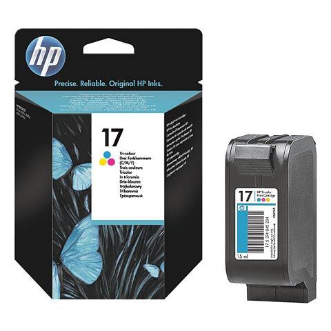 HP Inktpatroon »HP C6625AE« HP 17