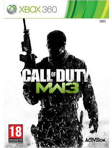 Game, Call of Duty Modern Warfare 3, XBox360