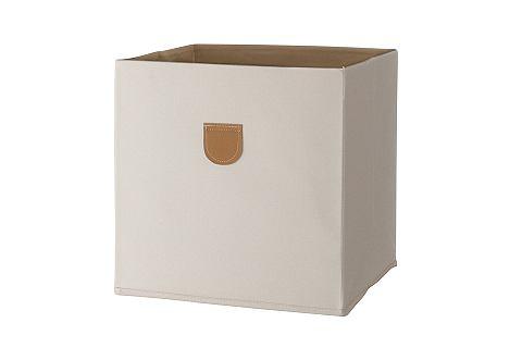 Bewaarbox, set van 2