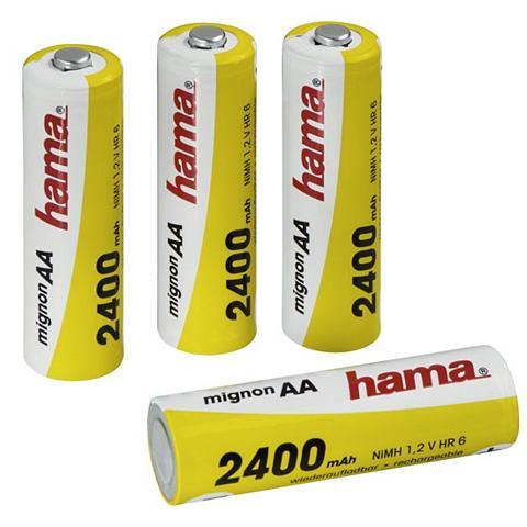 Hama READY4POW.AA/2400NH/BL 4X