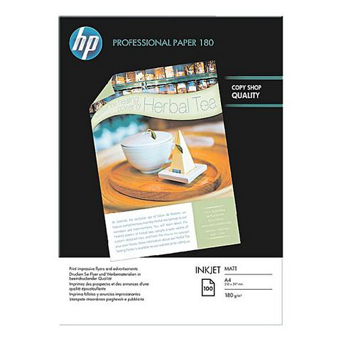 HP Inkjet-papier »Superior Paper 180 mat«