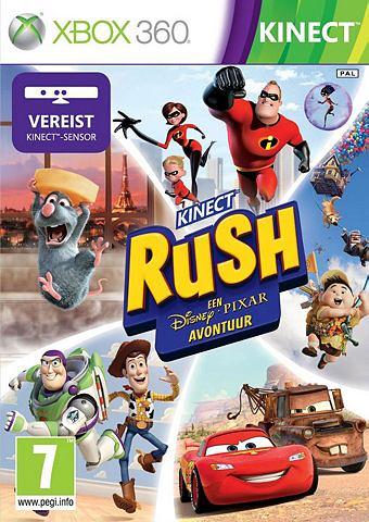 Game, Xbox 360, Kinect Rush - Een Disney Pixar Avontuur
