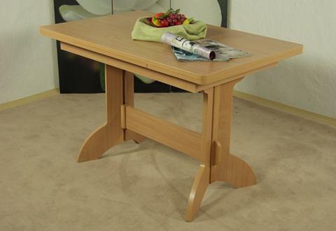 Wangentafel met uittrekbaar tafelblad