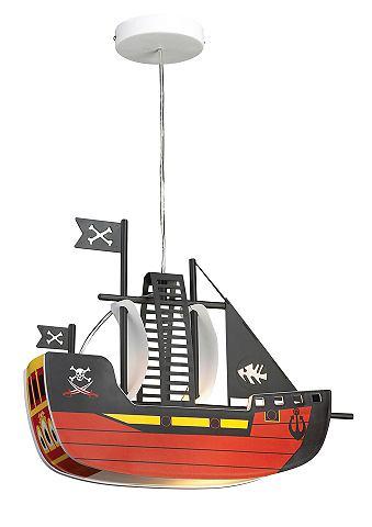 RABALUX Kinderlamp Piratenschip met 1 fitting