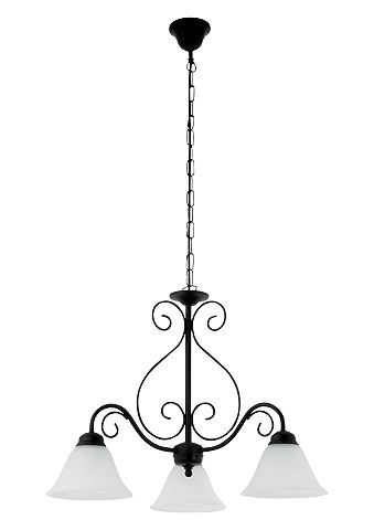 RABALUX Hanglamp Athene met 3 fittingen