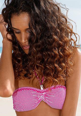 Venice Beach Bikini top Roze