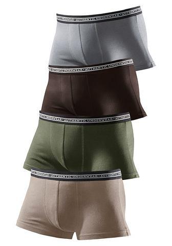Boxershort, Authentic Underwear Le Jogger, set van 4