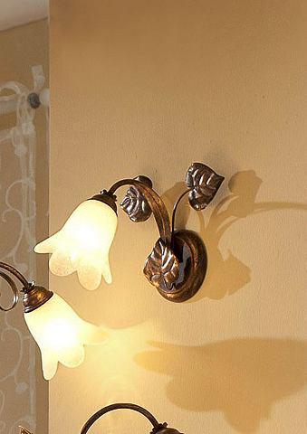 Wandlamp Florentijnse serie met 1 fitting