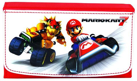 Game, 3DS, Madcatz, Mario Kart 7 Wallet