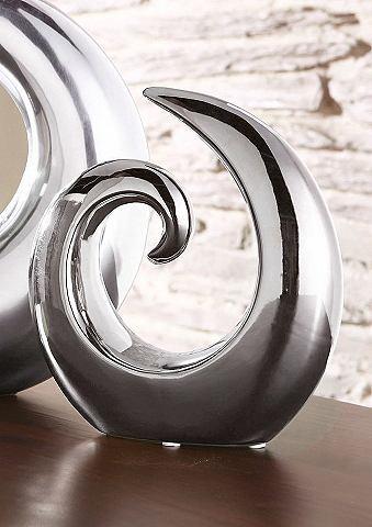 Deco-object van keramiek