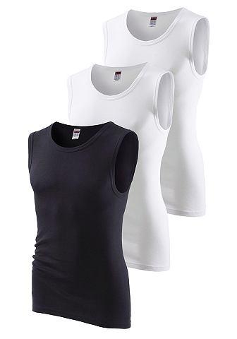 Muscle-shirt, H.I.S, set van 3