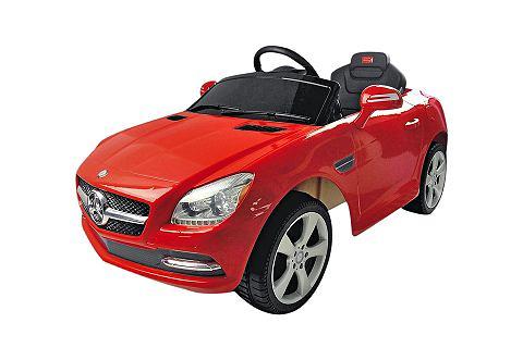 Elektrische auto, JAMARA, 'Mercedes Benz SL', zilverkleur of rood