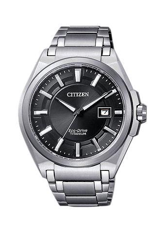 Horloge, Citizen 'Super-Titanium'