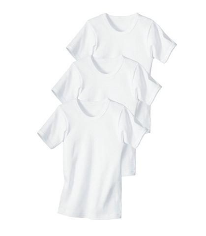 Uniseks-shirt, korte mouwen