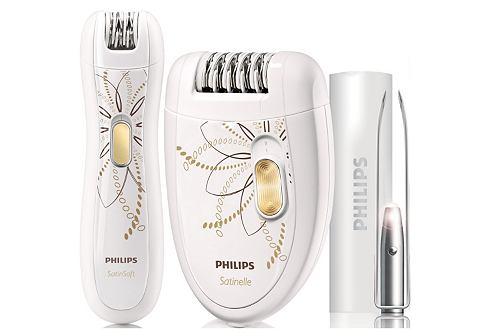 Epileerset, Philips, 'Satinelle HP 6540/00'