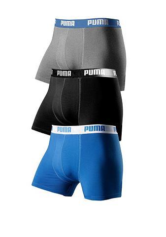 Boxershort, Puma, set van 3