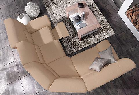 Hoekbank, Sit & More, naar keuze met relaxfunctie