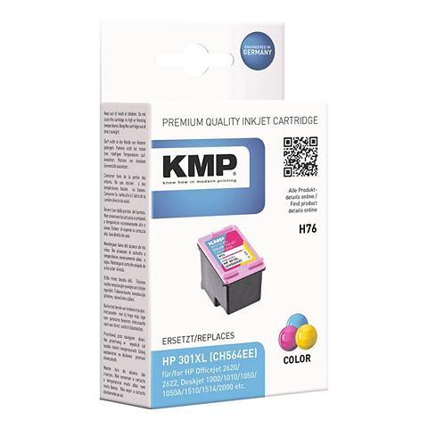 KMP Inktpatroon vervangt HP »CH564EE« Nr. 301XL