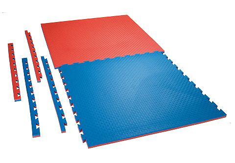 JU-SPORTS Keerbare mat Checker