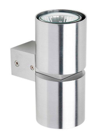 BRILLIANT Halogeen-wandlamp IZON met 2 fittingen