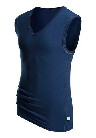 Muscle-shirt met V-hals, s.Oliver