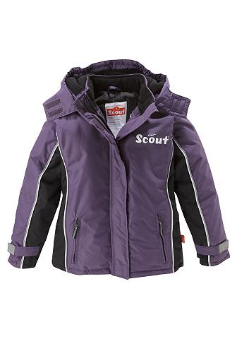 Scout ski-jack, paars