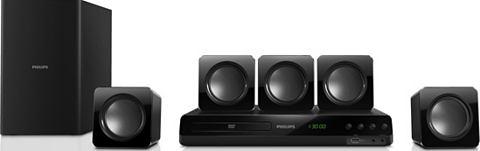Philips HTD3510/12 5.1-thuisbioscoop, DVD, 300 W, iPod-dockingstation