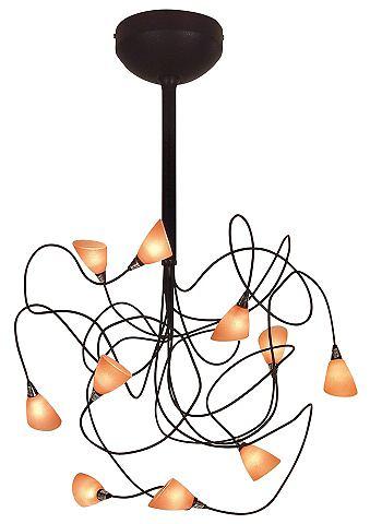 NÄVE Halogeen-plafondlamp ACT in landhuisstijl
