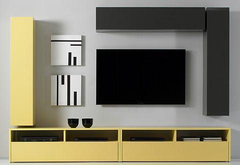 TV-element met 1 klep
