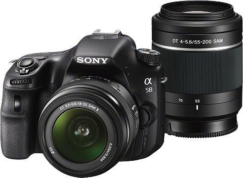 SONY Spiegelreflexcamera SLT-A58Y