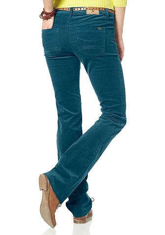 FLASHLIGHTS Cordbroek in boot-cut-model