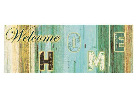 Sleutelbord, Artland, 'Welcome home'