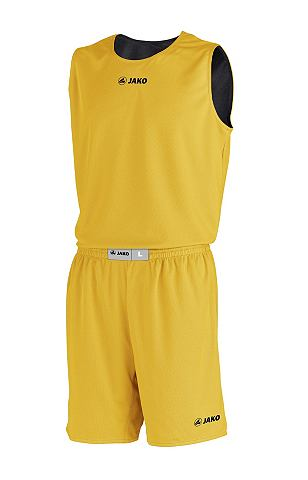 JAKO Basketbal Reversible Shirt Change Kinderen
