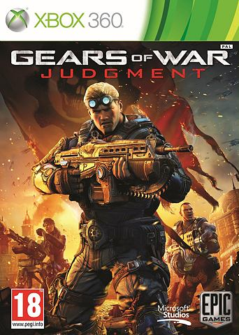 Game, Xbox 360, Gears of War, Judgment