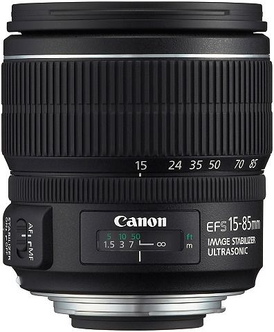 CANON Objectief EF-S 15-85mm