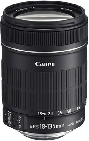 CANON Objectief EF-S 18-135mm