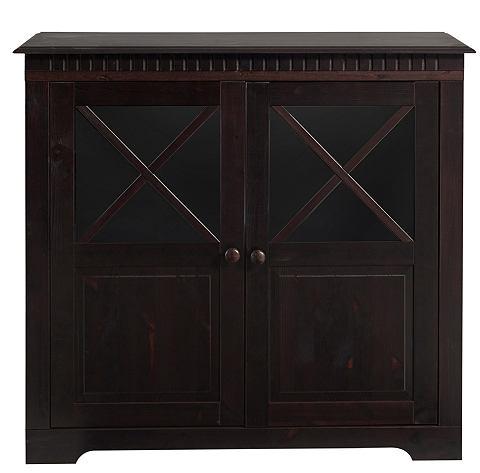 HOME AFFAIRE Kast met 2 deuren en 1 plank